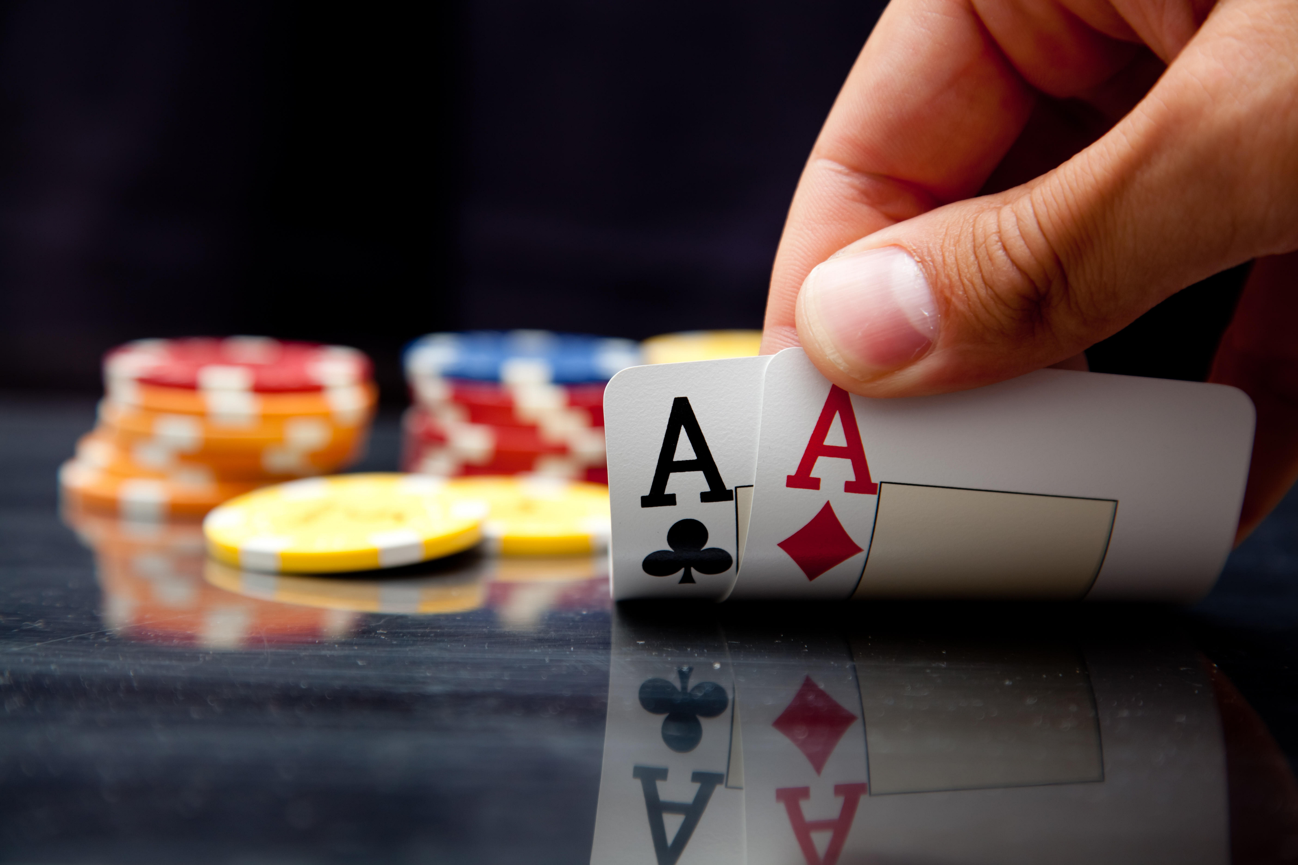 Texas Hold'em Poker Tips For Tournaments